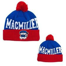 Official Mac Miller Logo Beanie Hat with Pom Cap