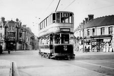 a0370 - Cardiff Tram 65 to St Mary Street - photograph