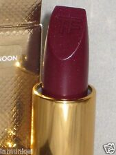 NIB LED TOM FORD ULTRA-RICH LIPSTICK in PURPLE NOON #01, NEW PACKAGING IN WHITE