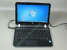 "HP 3115m 11.6"" Notebook Laptop Computer AMD 1.65GHz 4GB 320GB Windows 7 Ultimate"