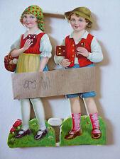 ★*★ alte Oblatenbilder - 25 Blatt Hänsel & Gretel original verpackt  ★*★