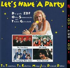 LET'S HAVE A PARTY - VARIOUS ARTISTS / 2 CD-SET - NEUWERTIG