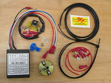 KIT79 BSA TRIUMPH SINGLE CYLINDER DISTRIBUTOR FITTED 6v BOYER IGNITION KIT