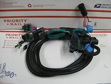 WESTERN FISHER PLOW 3 PORT LIGHT WIRING HARNESS 28930 HB-1 & HB-5 HEADLIGHTS
