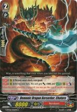 CARDFIGHT VANGUARD Demonic Dragon Berserker, Chatura G-BT02/052EN - C MINT/NM
