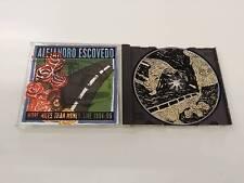 ALEJANDRO ESCOVEDO MORE MILES THAN MONEY LIVE 1994-96 CD 1998