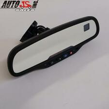03 04 05 06 Escadale Denali  Onstar Compass Temp Auto Dim Rear View Mirror OEM