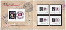 collector Marianne émis pour le salon du timbre parc floral 2014