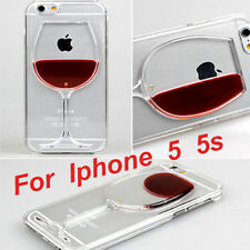 Rubber Soft TPU Silicone Phone Case Cover for Apple iPhone 5/5S/SE