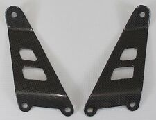 Suzuki TL1000S All Years Exhaust Bracket - 100% Carbon Fiber