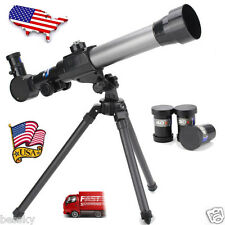 Pro 60mm Astronomical Refractor telescope +Tripod + Main tube Kids Beginners