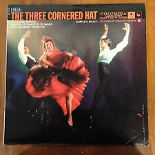 Falla-The Three Cornered Hat-LP-Columbia-ML 5358-Complete Ballet