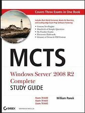 Mcts: Windows Server 2008 R2 Complete Study Guide (HARD COVER)