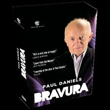 Bravura Paul Daniels Reveals Star Act + FREE Tribute Magic Magazine May 2016!