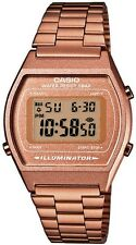 Vintage Casio B640 WC Illuminator Digital Rose Gold Watch COD Paypal Meet ups