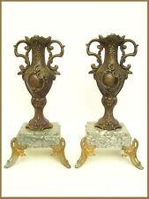 très beau paire des vases / cassolettes  (de pendule)