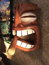 New Cigar Tiki Mask Smokin' Tikis Hawaii 1211f