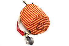 NEW Marc Jacobs X Peseta Sailor Backpack Beach Shoulder Bag Duffle Sail Pack Red