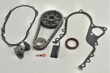 Toyota Corolla & Carina 71-82 & Van Engine Timing Chain Set Complete with Seals