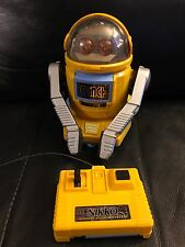 Very Rare Vintage Nikko Clinch Radio Controlled Robot