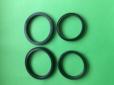 Suzuki Gt750  J K Exhaust Tip Gasket Seals set of 4  / Cone muffler / kettle