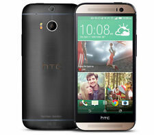 HTC One M8 - 32GB-(Sprint)-BLACK ON GOLD-CLEAN ESN-GOOD CONDITION-WITH WARRANTY!