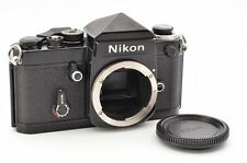 Excellent++ Nikon F2 Eyelevel 35mm SLR Film Camera Body Black from Japan!! 70322