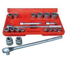 Advanced Tool Design ATD10021 3/4inch Dr. 6-Point Fractional Socket Set- 21 pc.