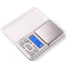 200g*0.01g Mini Tragbar Digital Feinwaage Taschenwaage Briefwaage Goldwaage NEU