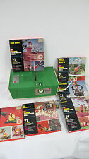 TALKING VIEW MASTER PROJECTOR REEL SETS (6) SNOOPY CHARLIE BROWN BUGS BUNNY GAF