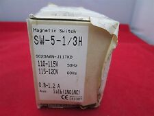 Fuji Electric Magnetic Switch SW-5-1/3H new