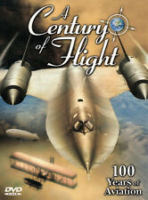 A Century of Flight - 100 Years of Aviation (DVD 4-Disc Set) digibox NEW