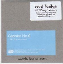 (EM54) Cashier No 9, Oh Pity - 2011 DJ CD