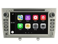 AUTORADIO DVD/GPS/BLUETOOTH/IPOD/NAVI/RADIO FOR PEUGEOT 308/RCZ/408 10-11 D6634
