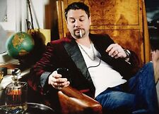 HUEY MORGAN - FUN LOVIN CRIMINALS - EXCELLENT SIGNED COLOUR PHOTOGRAPH