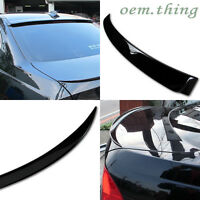 PAINTED BMW E90 REAR A TYPE ROOF & M3 TYPE TRUNK SPOILER WING 06-11