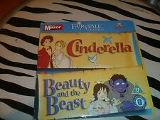 CINDERELLA & BEAUTY AND THE BEAST DVD MIRROR PROMO