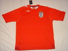 England National Team Soccer Jersey Umbro Top  Football Shirt  BNWT L