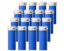 16x Extra Coarse Emjoi Pedi Refill Rollers for Micro-Pedi Callus Remover