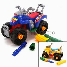 Beach Motorcycle Developmental Children Toy Baby Disassembly Kids Vehicle Cars