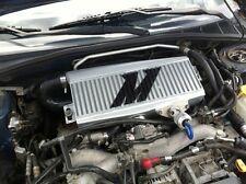 MISHIMOTO Performance Top-Mount Intercooler Kit FOR Subaru WRX/STI SILVER/BLACK