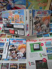Nintendo DS:Bleach - The Blade of Fate [TOP MANGA & 1ERE EDITION] COMPLET - Fr