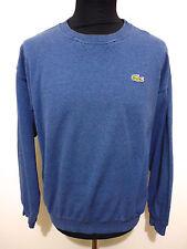 LACOSTE VINTAGE '80 Maglione Felpa Uomo Cotone Man Cotton Sweater Sz.L - 50