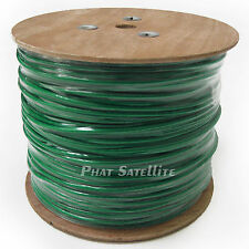 COMMERCIAL ETL & UL CMR CAT6 CABLE 23 AWG Bare Copper RISER 1000 FEET BULK REEL