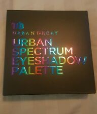 LIMITED EDITION Urban Decay Urban Spectrum Eyeshadow Palette Will Ship worldwide