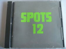 SPOTS 12 INTERSOUND RARE LIBRARY SOUNDS MUSIC CD
