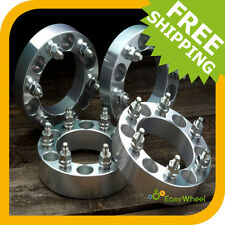 4 Dodge Durango or Dakota 6x4.5 Wheel Spacers Adapters 1.5 inch thick