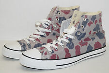 CONVERSE CHUCKS ALL STAR HIGH Gr.44,5 UK 10,5 PHEATON GRAY GRAU 136830C