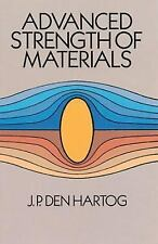 Dover Civil and Mechanical Engineering Ser.: Advanced Strength of Materials...