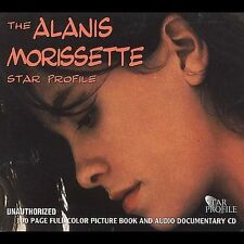 Star Profiles by Alanis Morissette (CD, Sep-1999, Master Tone Records) BRAND NEW